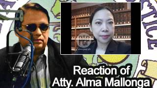 Alma Mallonga Interview with Tony Calvento