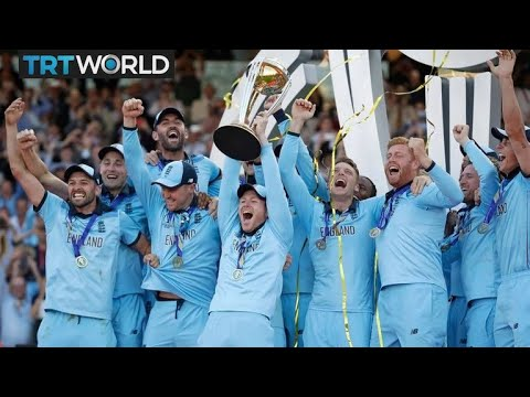 Cricket World Cup: England win first-ever World cup at Lords