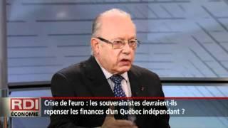 RDI Économie - Bernard Landry