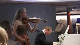 MS Europa Kreuzfahrt Elisabeth Jess-Kropfitsch Konzertausschnitte