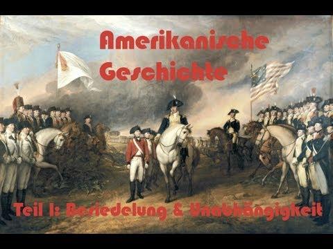 Amerikanische Geschichte Erklärt: Besiedelung & Unabhängigkeitskrieg (1/2)
