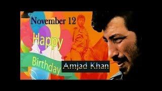 Amjad Khan Birthday Special, Gabbar Singh, Sholay, Amitabh Bachchan