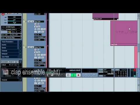 PatchTestDemo - Tonehammer ANTI-DRUM VOL 1