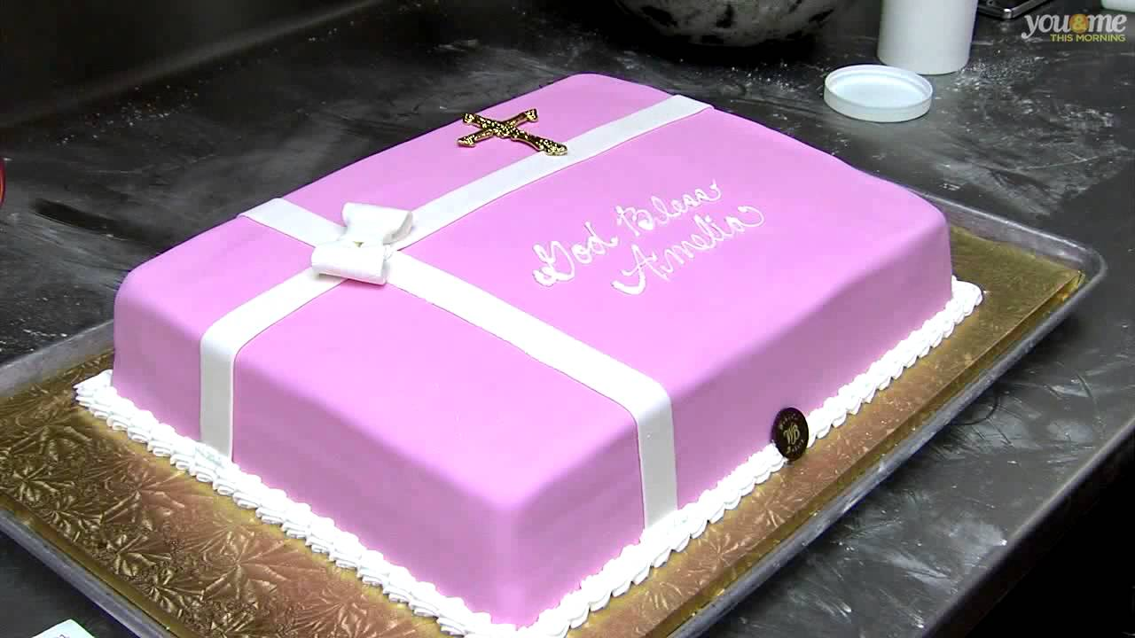 I Love My Job: Cake Decorator - YouTube