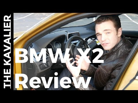 First Drive: 2018 BMW X2 Review