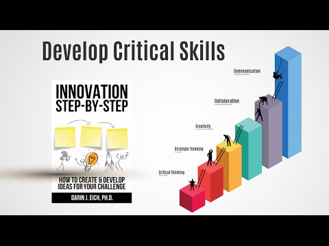 Innovation Skills for a Changing Future of Work