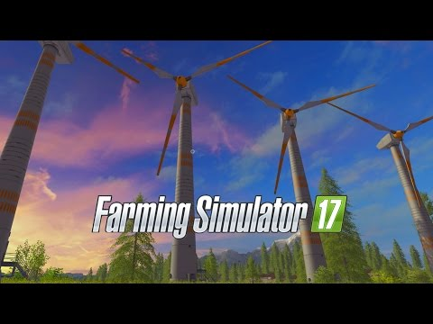 Farming Simulator - E26 - Wind Energy Converter | Gameplay | Let's Play