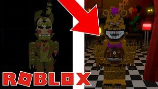 UPDATED 2019 NEW Finding ALL Badges and Secret Animatronics in Roblox Ultimate Custom Night RP