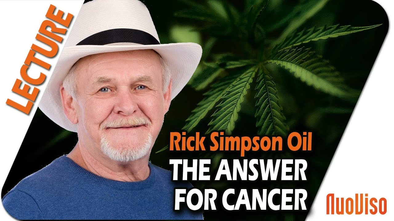 rick simpson oil natures answer for cancer