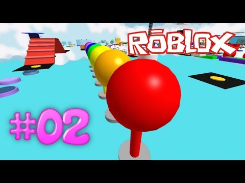 Roblox Mega Fun Obby 22 Todo Muy Colorido - cool and easy obby xd v roblox