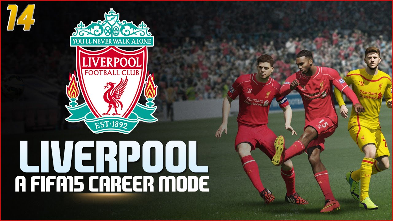 FIFA 15 | Liverpool Career Mode Ep14 - WELL THAT WAS UNEXPECTED!!