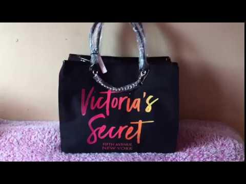 0bf8b3e85 Bolso Tote Angel City New York Sombreado Victoria's Secret - YouTube