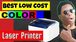 Low Cost Color Laser Printer
