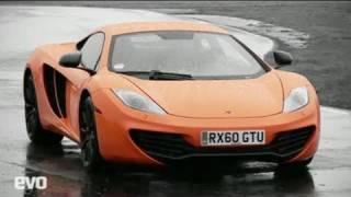 2011 McLaren MP4-12C Videos