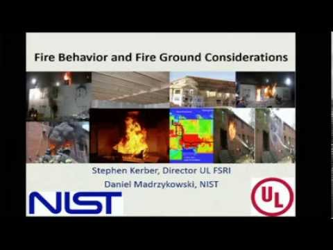 Fire Behavior and Tactical Considerations