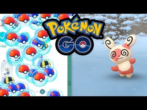 Schnee, Update, Giratina, 7KM-Eier, Kanto-Event | Pokémon GO Deutsch #796