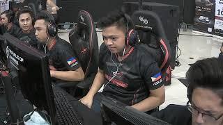 Wargods.AG vs Rekt Esports | Game 2 | Bo3 | ASUS ROG Philippine Finals 2017