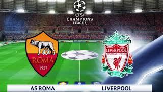 AS Roma VS Liverpool (Crónica y opinión, link en descripción)