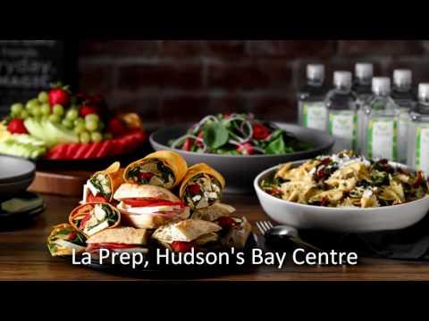 La Prep, Hudson's Bay Centre