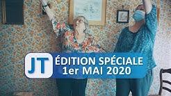 Le JT de Vélizy : EDITION SPÉCIALE - 1er mai 2020
