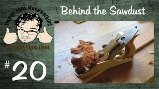 Today's Woodworking News#20- Hand Plane Tips, New  Kutzall Carbide Files, Portamate Giveaway