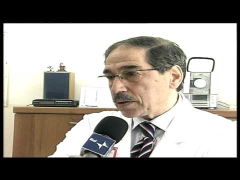 Dr Blasi from Bari hospital talks about how the drug is administered.