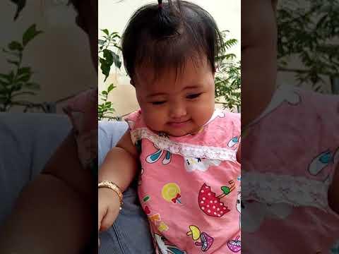 c8818859 Lovely Baby girl @ Por Eii 8month4day - YouTube