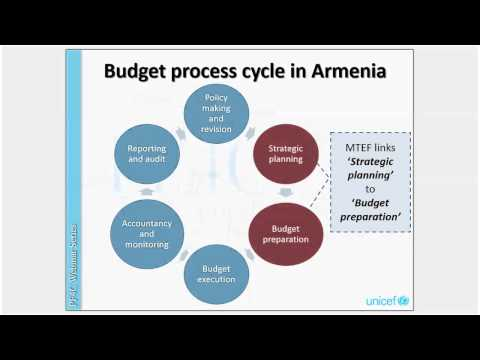 PF4C Webinar: The Budget Process in Armenia, Mexico and Togo (Feb 2015)