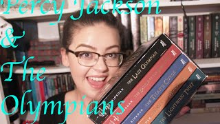 Percy Jackson & The Olympians | Series Review