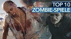 Top 10 Zombie Games 2018/2019 - Die kommenden Zombie-Spiele (Gameplay)