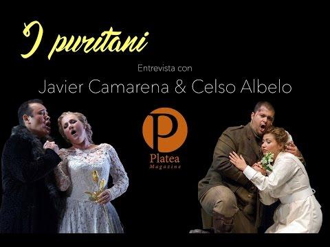 Diálogos: Entrevista a Celso Albelo y Javier Camarena. I Puritani de Bellini y el tenor belcantista.