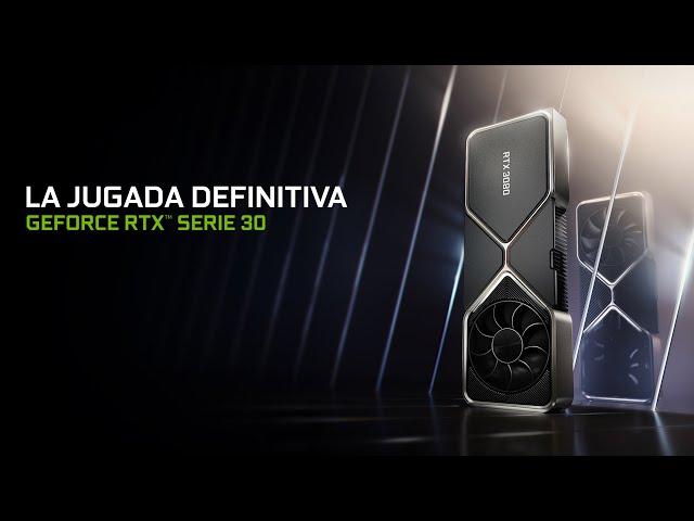 GeForce RTX 3080 | 2da Gen RTX | La Jugada Definitiva