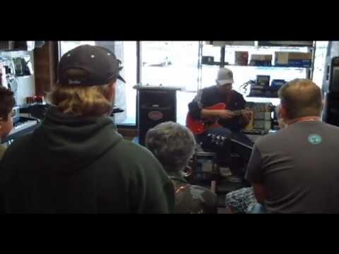 Open house at Music Depot