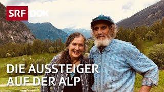 Die Alp-Träumer – Der Traum vom einfachen Leben   Doku   SRF DOK