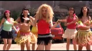 Shakira waka waka caca maca parody