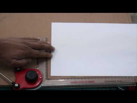 BASICS OF ED LECTURE-1(setting of drawing sheet)