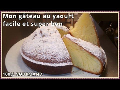 gâteau-au-yaourt-(recette-facile)