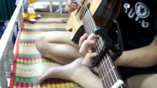 Cô dâu - Ái Phương ( solo guitar )
