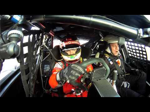 Zoom TV on 7mate Ep  33   Celebrity Hitchhiker Craig Lowndes