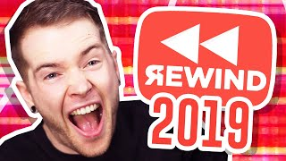 Reacting to YouTube Rewind 2019..