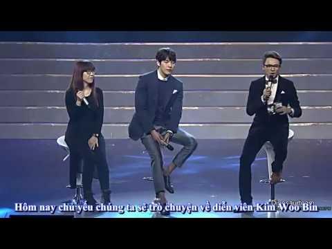 {Dinosaurteam}[Vietsub] Kim Woo Bin's Fanmeeting in Beijing 2015