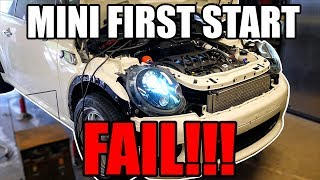 Starting the Engine - FAIL