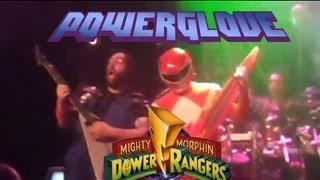 PowerGlove-Power Rangers