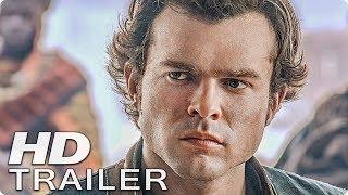 SOLO: A STAR WARS STORY Trailer 2 Deutsch German (2018)