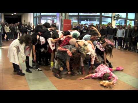 Flash mob Halloween Thriller UCI Cinemas Firenze - Nuove Direzioni Fiorentine