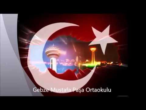 Gebze Mustafa Paşa Ortaokulu İstiklal Marşı Fonu