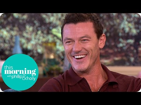 Luke Evans Talks The Girl On The Train And Beauty & The Beast | This Morning