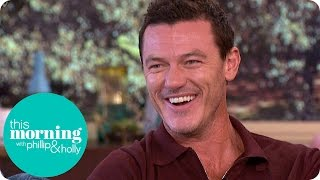 Video Luke Evans Talks The Girl On The Train And Beauty & The Beast   This Morning download MP3, 3GP, MP4, WEBM, AVI, FLV Desember 2017