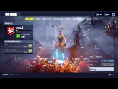 Fortnite Ps4 Mouse Keyboard Update Kills Challenge Youtube