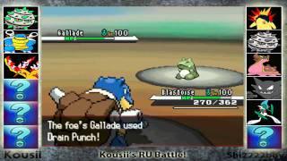 PMPBeta Battle #204: ItzKousii vs Shi2222BBy [5th gen RU]